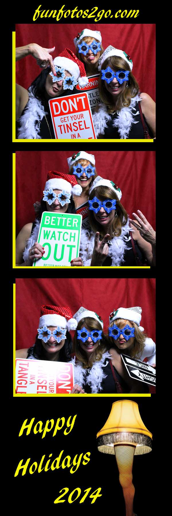Fun Fotos 2 Go Photo Booths